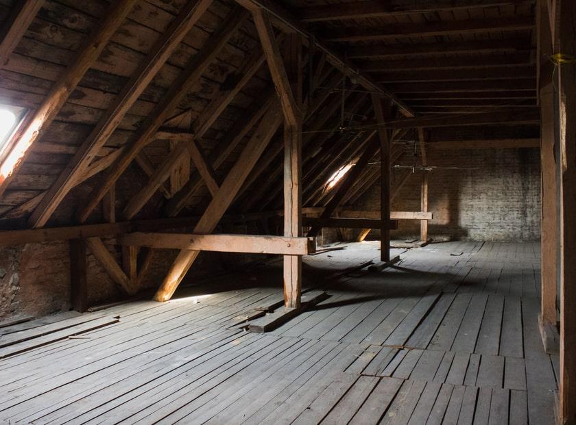 Entrümpelung Dachboden Keller