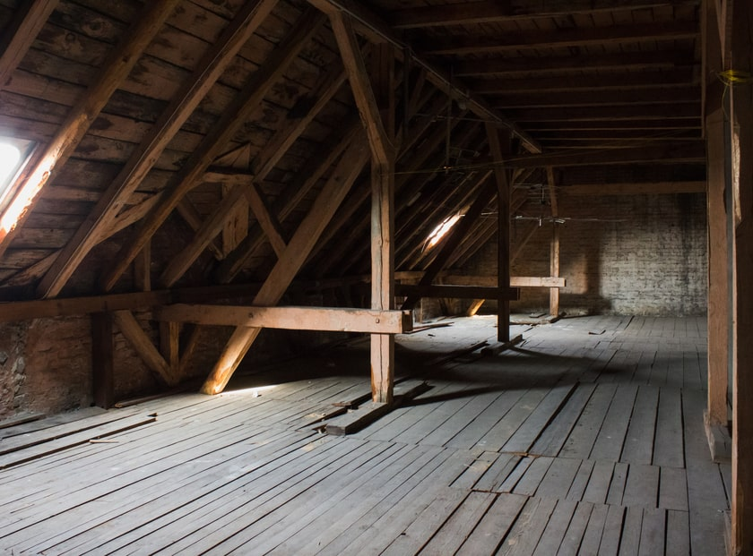 Entrümpelung Dachboden Kelle Hanau